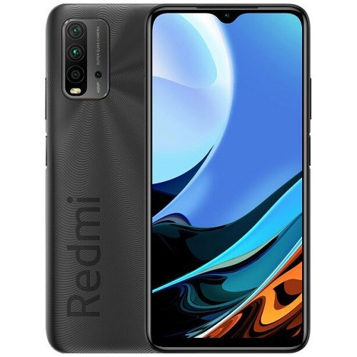 Xiaomi Redmi 9T 4/64Gb NFC Carbon Gray